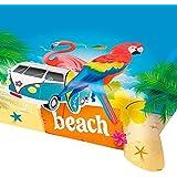 Mantel Fiesta en la playa 274 x 137 cm