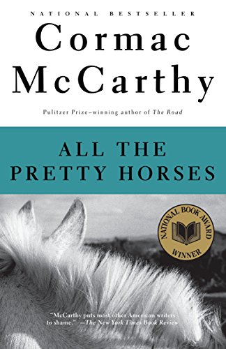 Book cover for All the Pretty Horses