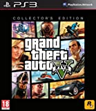 GRAND THEFT AUTO 5 GTA V COLLECTORS EDITION UK EDITION PS3