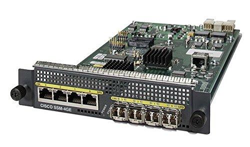 Cisco SSM-4GE ASA 4-Port Gigabit Security Services Module - Best Price