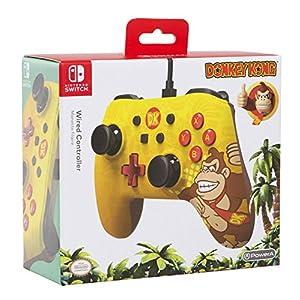 Erweiterter kabelgebundener PowerA-Controller für Nintendo Switch – Donkey Kong [ ]