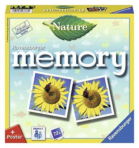 Ravensburger 26633 - Nature memory