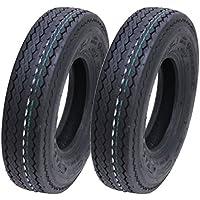 Parnells 2-4.80/4.00-8 4ply Neumático de Remolque Wanda 272kg Neumático 400x8