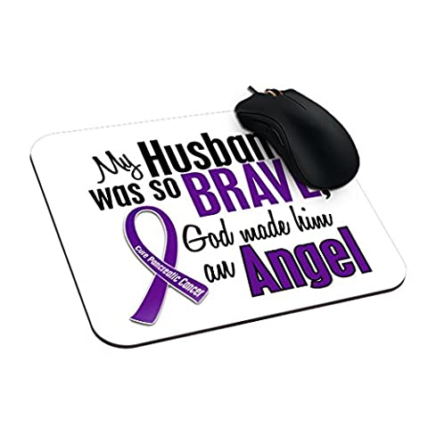 Eleganceelegant 23,5x 19,7cm faire vos propres Tapis de souris Cancer Cancer Awareness Print Mouse Pad