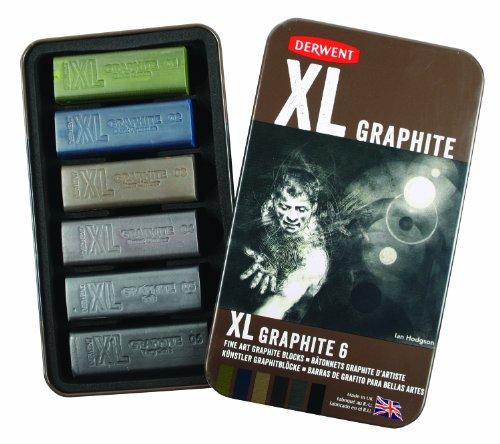 derwent-xl-graphite-barras-de-grafito-tamano-xl-6-unidades