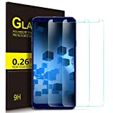 KuGi LG Q7,Q7 Plus,Q7?,LG Style L-03K Protection Ecran, Ultra Résistant Film Protection écran Glass [Dureté 9H] Screen Protector pour LG Q7,Q7 Plus,Q7?,LG Style L-03K(Pack de 2)