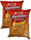 #5: Star Combo - Parle Namkeen Bhujia Sev, 198g (Pack of 2) Promo Pack