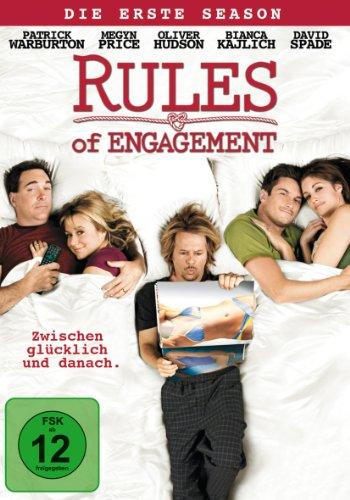Rules of Engagement - Die erste Season hier kaufen