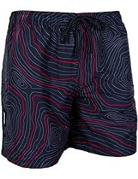 GUGGEN MOUNTAIN Maillot de bain pour homme de materiau high-tech slip shorts *High Quality Print*