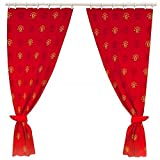 Manchester United FC Official Football Gift Curtains - A Great Christmas / Birthday Gift Idea For Men And Boys