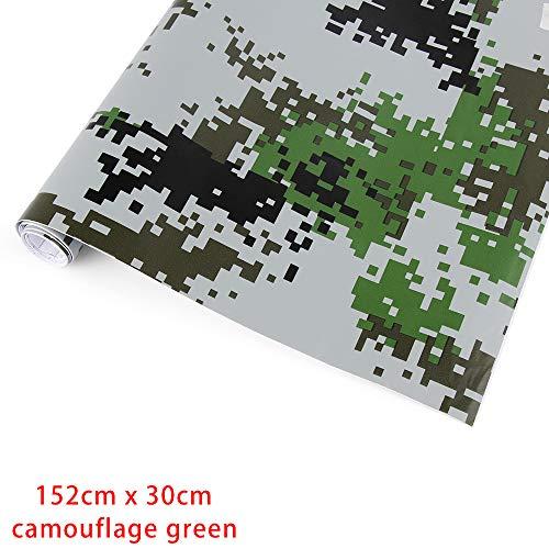 Decal Laptop Guitar Decals DIY Film Sheet Waterproof 3D Carbon Fiber Camouflage Stickers Skateboard Car Sticker