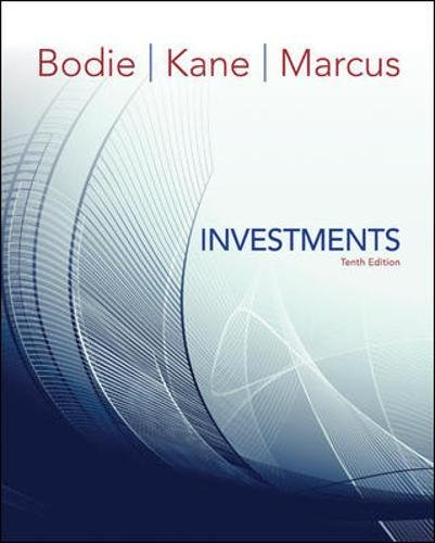 Investments (McGraw-Hill/Irwin Series in Finance, Insurance, and Real Est) por Alex Kane