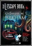 Pocket Escape Book: Gefangen in Arkham - Nicolas Trenti