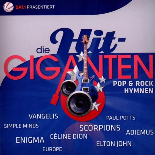 Die Hit Giganten-Pop & Rock Hymnen