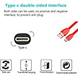 Motorola Moto Z Play USB Type C Cable, USB Type-C Dash Cable, Charging Cable, Data Cable, Sync Cable High Speed Original C Type USB Data Charging Cable Dash 1 Meter Length By MOBLIOS (Yellow)