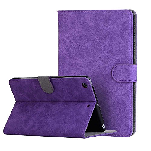 Preisvergleich Produktbild iPad Mini 1 / Mini 2 / Mini 3 Hülle,  Conber Ultra Dünn und Licht Leder Intelligent Handyhülle,  Tablet PC Schutztasche Klappetui Ledertasche Schutzhülle für Apple iPad Mini 3 2 1