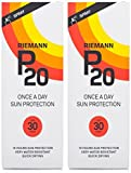 Riemann P20 OAD Sun Filter SPF30 Twin Pack