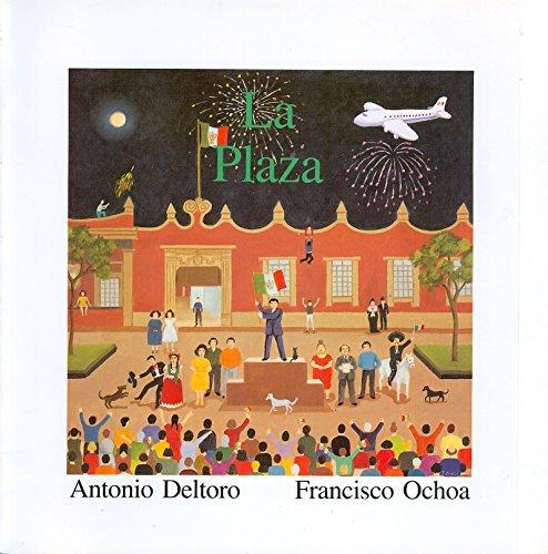 La plaza/The square (Reloj De Versos) por Antonio Deltoro