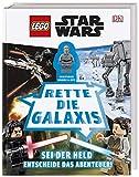LEGO® Star Wars™ Rette die Galaxis: Mit U-3PO Minifigur. Sei der Held. Entscheide das Abenteuer!