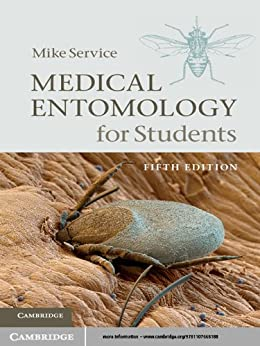 Medical Entomology For Students por Mike Service