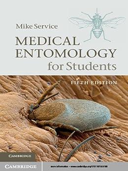 Medical Entomology For Students por Mike Service epub