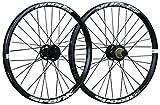 Spank SP-RIM-0002-BLACK Jante de vélo Mixte Adulte, Noir, 20 Zoll