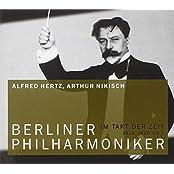 Berliner Philharmoniker, Audio-CDs, Vol.1 : Alfred Hertz, Arthur Nikisch, 1 Audio-CD