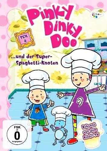 und der Super-Spaghetti-Knoten - Teil 4 (Inkl. 5 Folgen von Pinky & Co.) [Pal, Full Length] ()