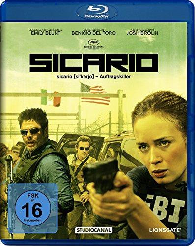 Sicario [Blu-ray] hier kaufen