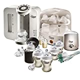 Tommee Tippee Perfect Prep Machine and Feeding Set...