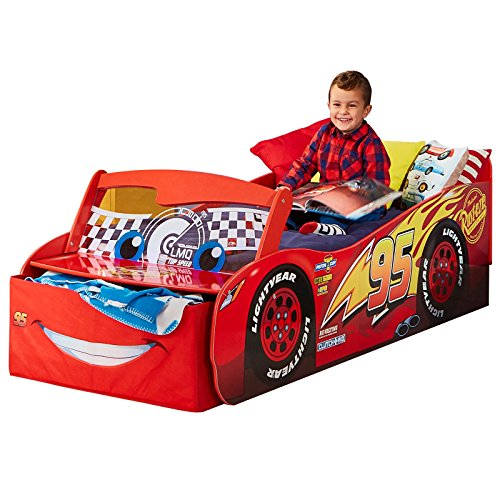 Disney Cars Luxus Kinderbett im Autodesign