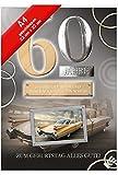 Geburtstagskarte XXL zum 60. Geburtstag