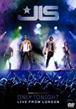 JLS - Only Tonight : Live from London [Blu-ray]