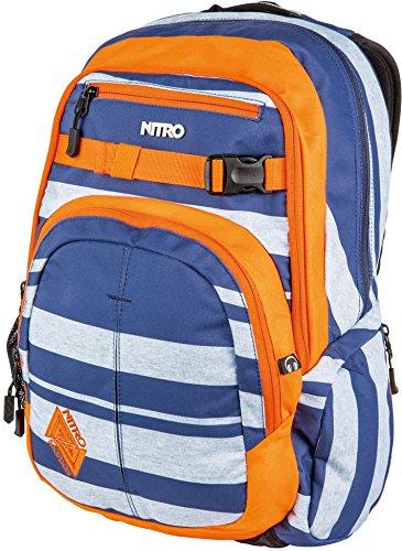 Nitro Rucksack Chase 35 L Heather Stripe