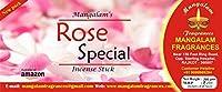Rose Special Incense Sticks - Agarbatti