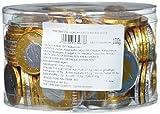 Theobroma Schokogeld 1 und 2 Euro Münzen gemischt, 1er Pack (1 x 1 kg)