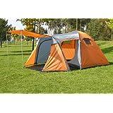 MONTIS HQ MONTANA - Tente de camping - 4 places - 375x245 - 7,9kg
