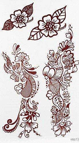 Spestyle taille de tatouage réaliste 6,69\
