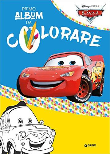 Cars. Il mio primo album da colorare: 1