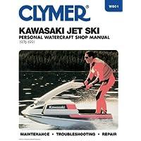 Kawasaki Jet Ski, (Jet Ski Boat)