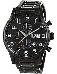 b31e0ba4801f Hugo Boss Reloj Cronógrafo para Hombre de Cuarzo con Correa en Caucho  1513180