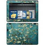 DecalGirl - Skin adhesivo para Kindle Fire HDX 8,9 (3ª generación - modelo de 2013), diseño Blossoming Almond Tree (3ª generación - modelo de 2013), diseño Van Gogh