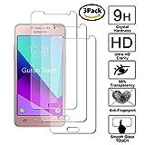 Guran [3 Pièces] Glass Protector pour Samsung Galaxy Grand Prime Plus G532F Smartphone Screen Verre Trempé Protecteur d'écran Résistant aux éraflures