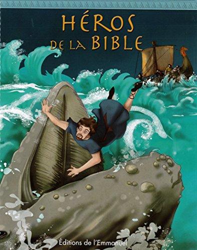 Héros de la Bible par Peter Martin