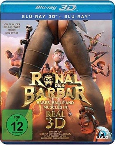 Bild von Ronal der Barbar - Real 3D [3D Blu-ray]