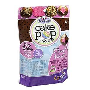 Cool Baker - 6020381 - Jeu d'imitation - Cuisine - Recharge Pâte Cake Pops - Parfum Vanille