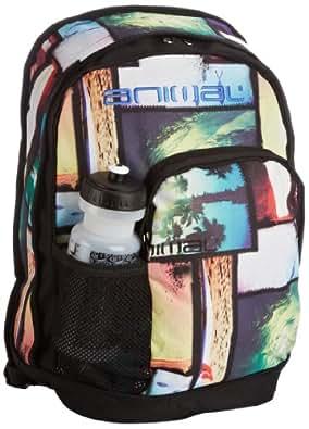Animal Mens Crette Backpack LU4SE014-279 Multicolour
