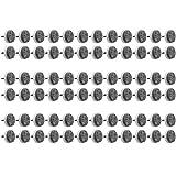 COM-FOUR® 72x Möbelgleiter aus Filz