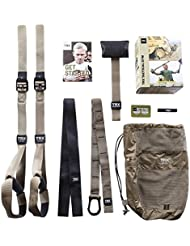 TRX Tactical Force Kit, Color Caqui/Negro