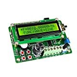 Kuman FY1005S 5MHz DDS Function Signal Generator, Source Frequency Counter DDS Module Wave, Rev2.5